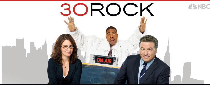 30 Rock banner