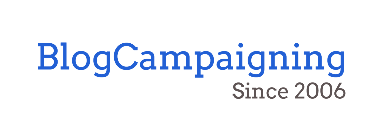 BlogCampaigning