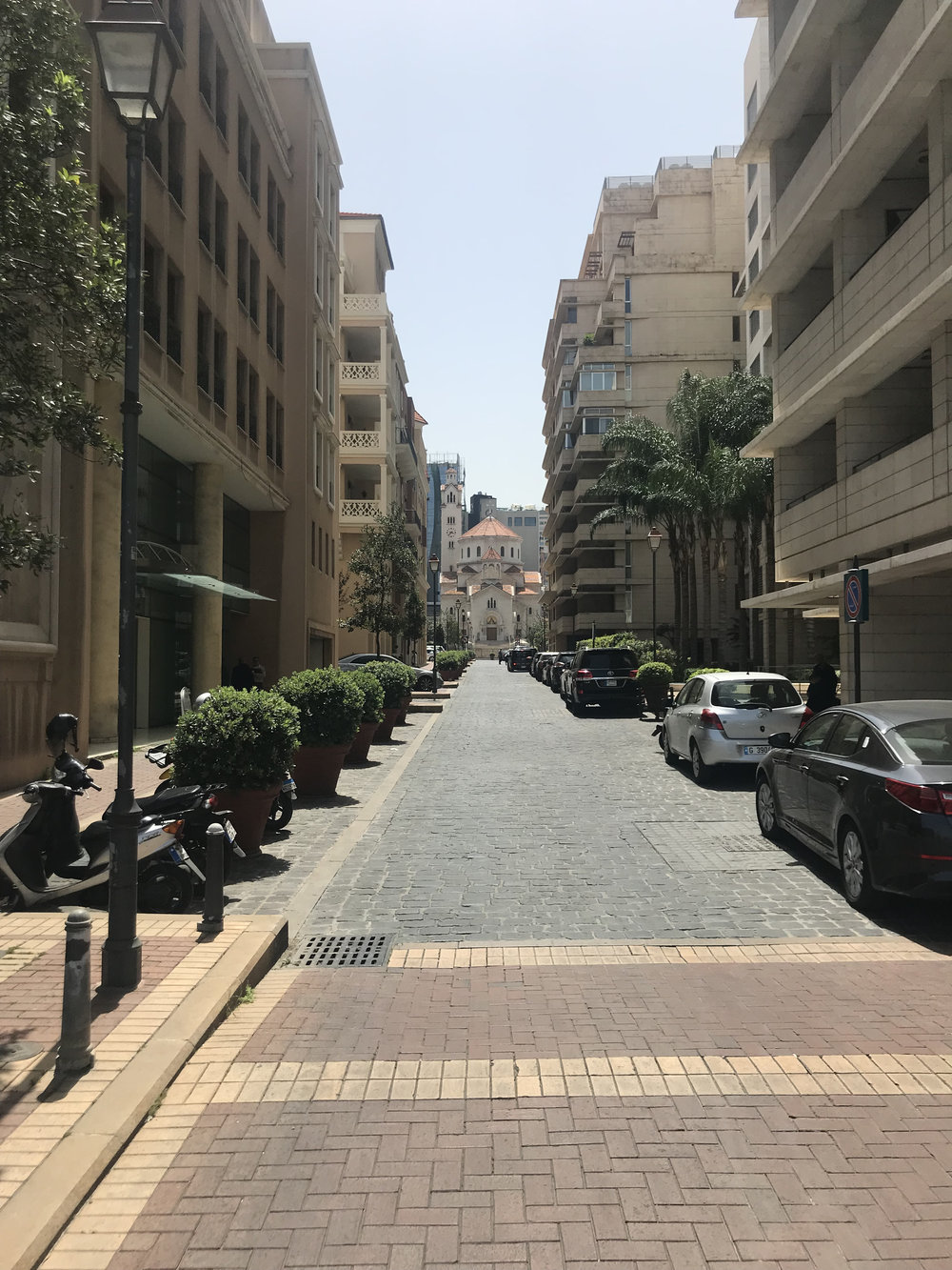 Beirut street