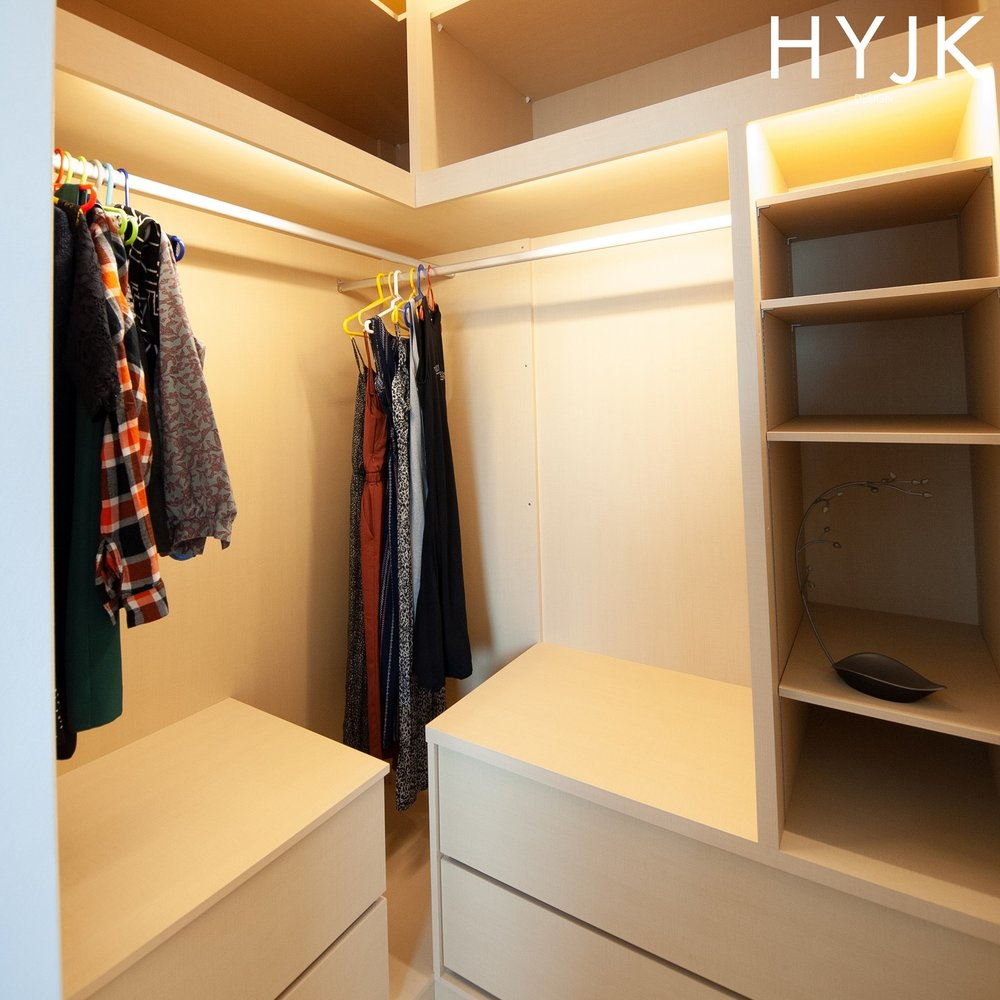 When Planning Your Wardrobe… - For some, a wardrobe is simply a functional piece of furniture to store clothing and bags. For others, a wardrobe enhances the aesthetics of a room and is key to keeping things well organised. Whether you're the former or latter, here are some things to keep in mind when planning your wardrobe.