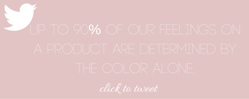 Why the Psychology of Color Is Important To Your Brand - The Bloom Theory by Nakia Jones - Click to Tweet