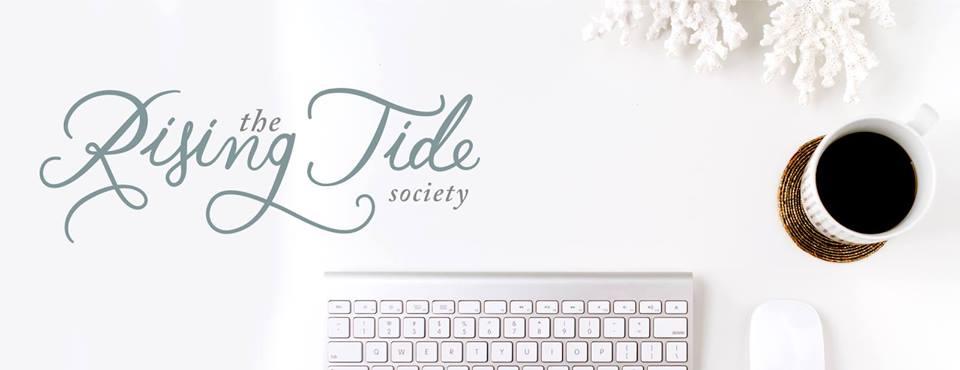 The Rising Tide Society - Nakia Jones Creative BY NAKIA JONES