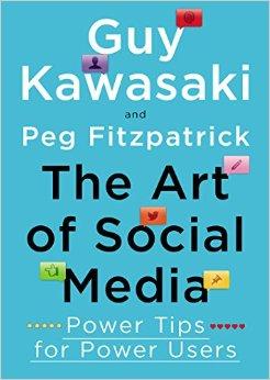 Book Review: The Art Of Social Media by Peg Fitzpatrick and Guy Kawasaki - Nakia Jones Creative