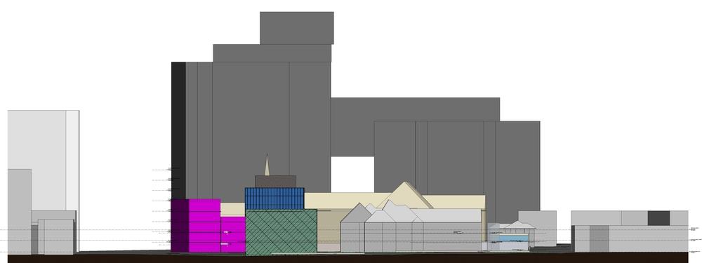 OPTION 5C FINAL EXCEEDS FSR BLACKFRAIR - Section - Buckland St.jpg