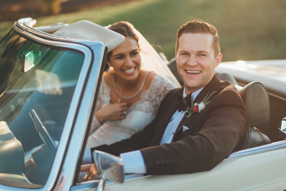 Brittany & Joe, September 2017, Married