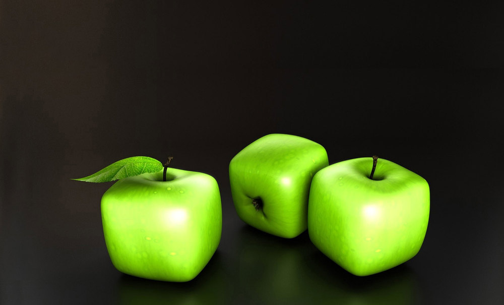 Big Idea Design Apples