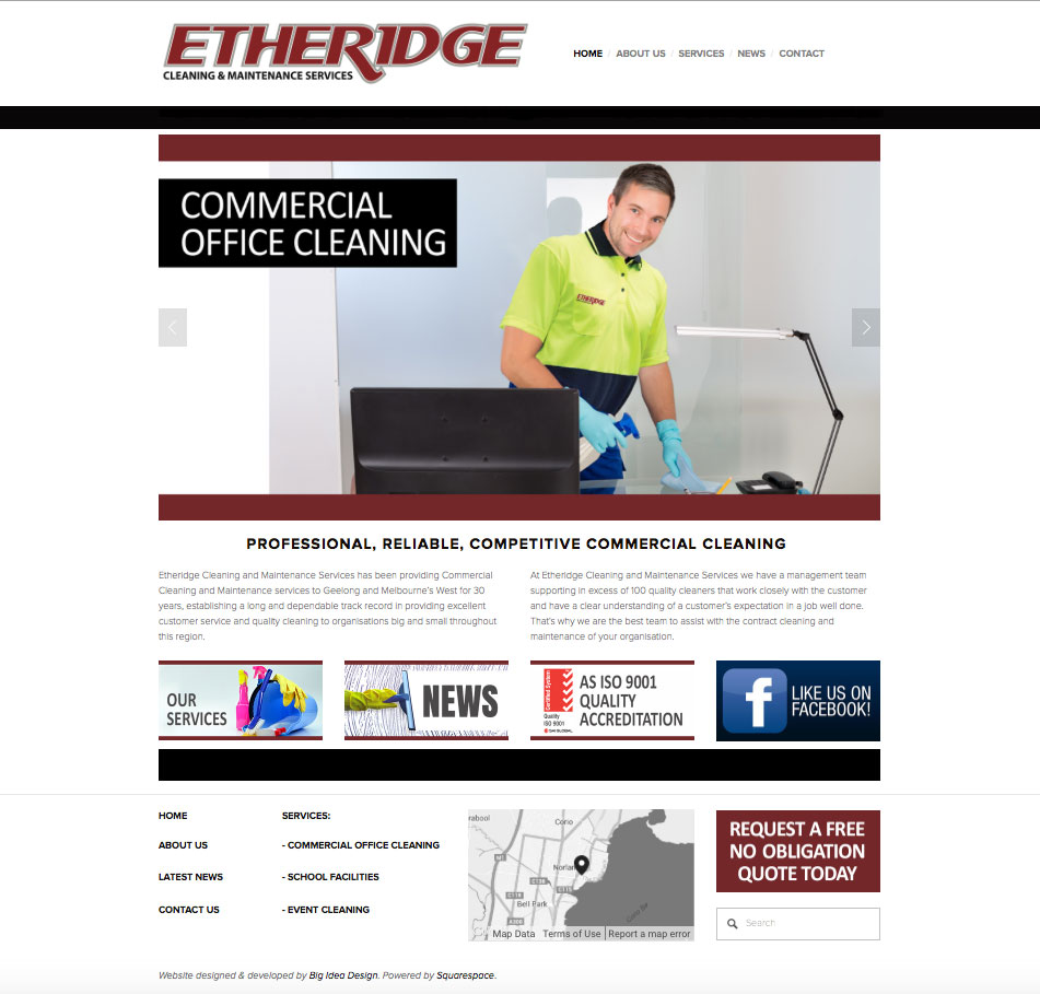 Etheridge Cleaning & Maintenance Services