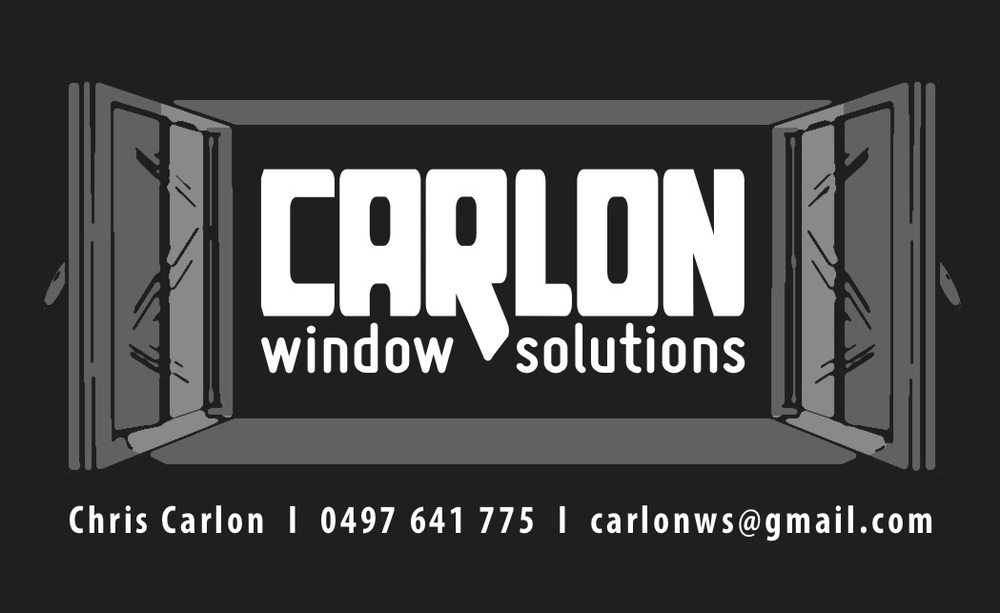 Carlon Window Solutions Branding