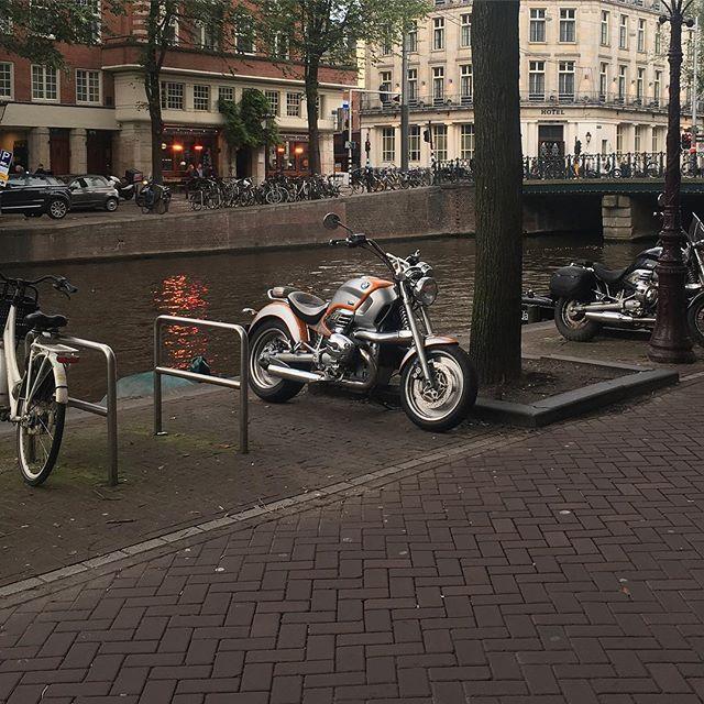 #Amsterdam 🏍