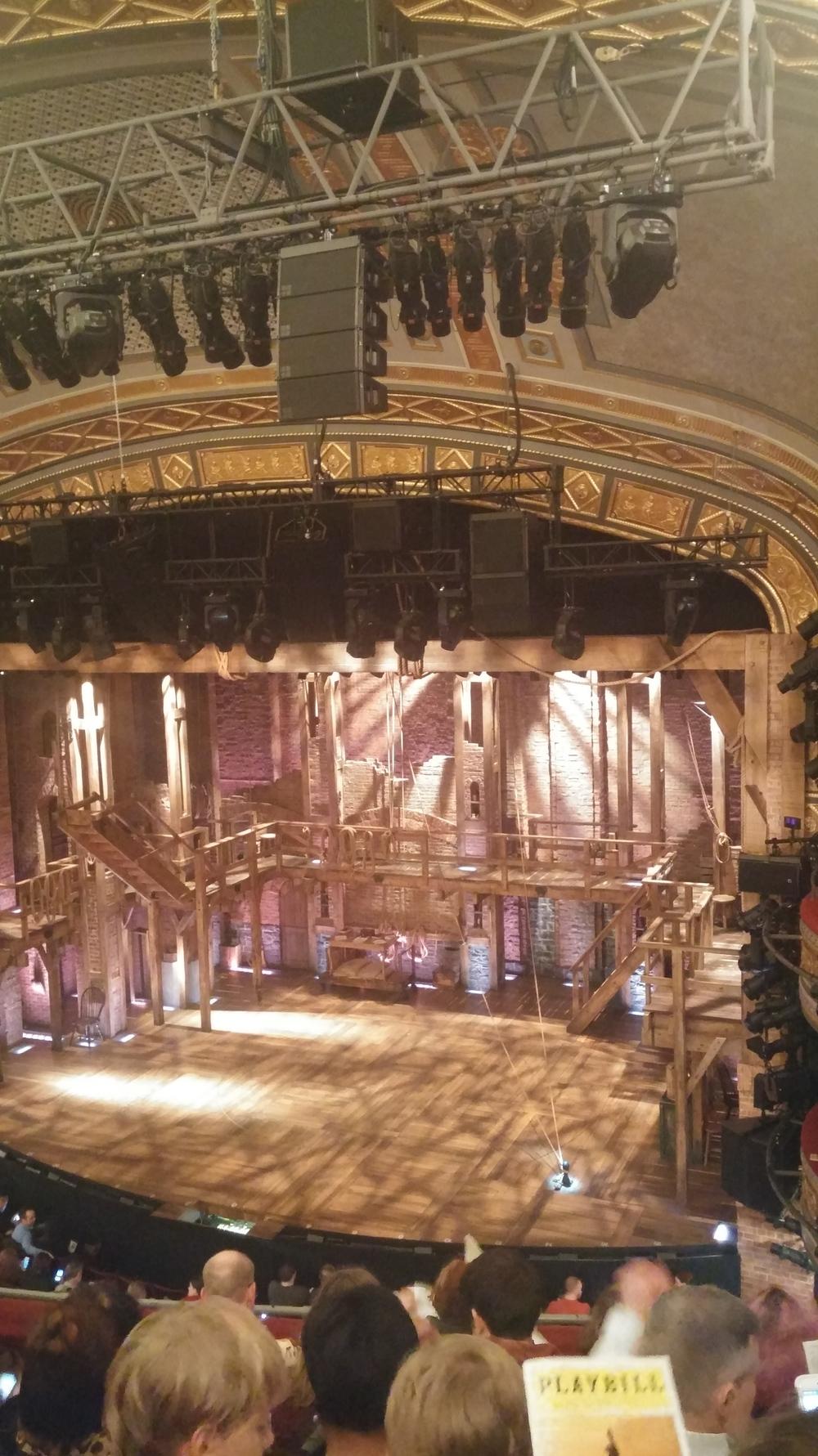 ham stage