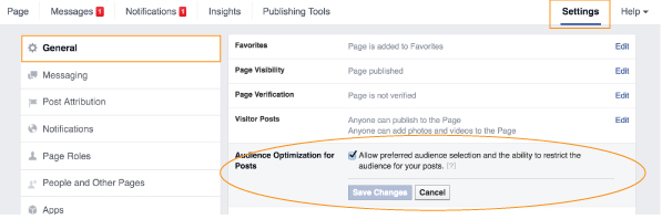 increase organic reach on Facebook