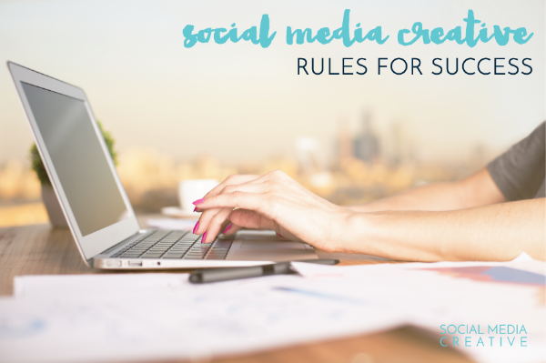 rules for social media success