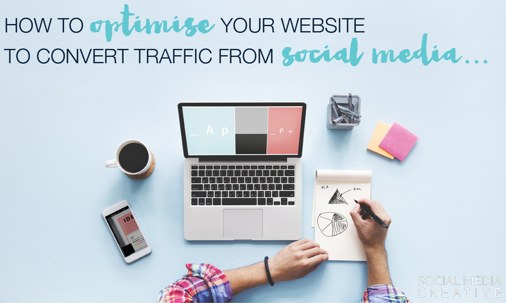 how to optimise your website to convert traffic
