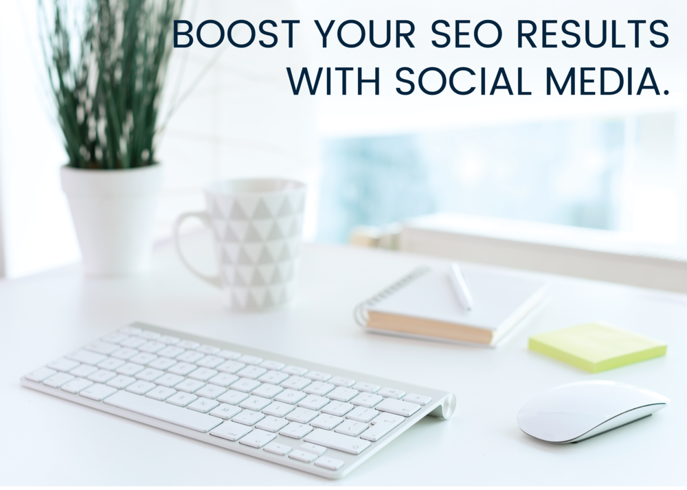how to boost your seo with social media