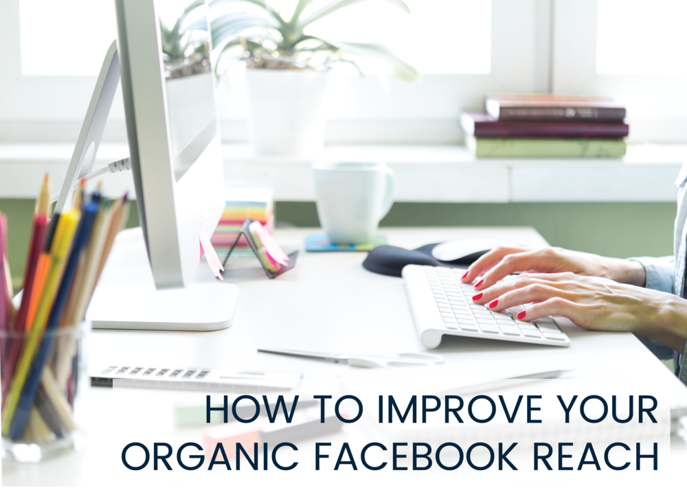 increase organic facebook reach