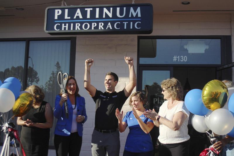 Chiropractor in Santa Clara with Mayor