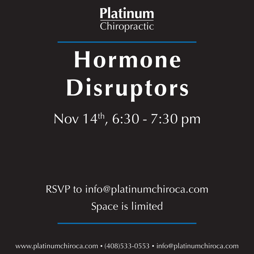 Don't miss Platinum Chiropractic's special guest Arsy Vartanian this Tuesday night.