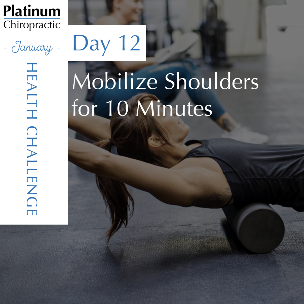 Take a look at this video from Dr. Karo on some shoulder mobilizing moves.