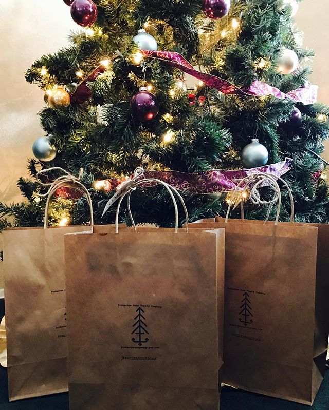 We loved seeing our families faces as they opened up these limited edition PSSC gift bags on Christmas Day. Hope you all had a good one with friends and family.