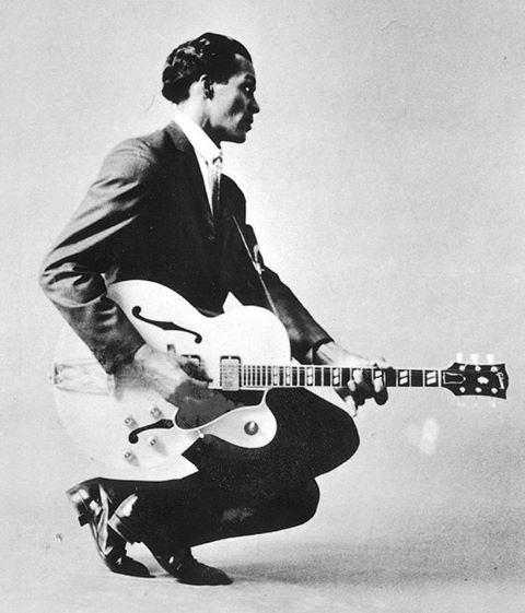 "It's one thing to influence a generation. It's entirely another thing to create a style of music and influence EVERY musician and artist in modern times. Chucks impact on human history will never be forgotten. ""Don't let the same dog bite you twice."" Chuck Berry"