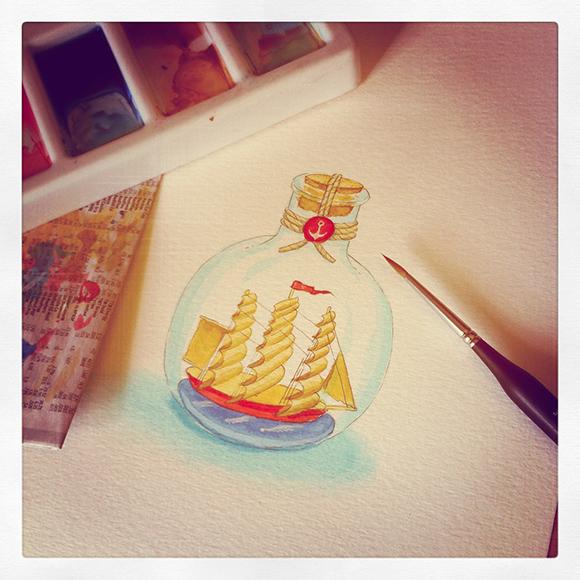 WatercolourIllo