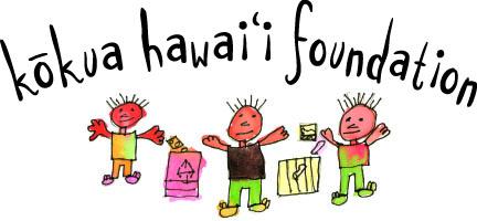 kōkua hawai'i foundation