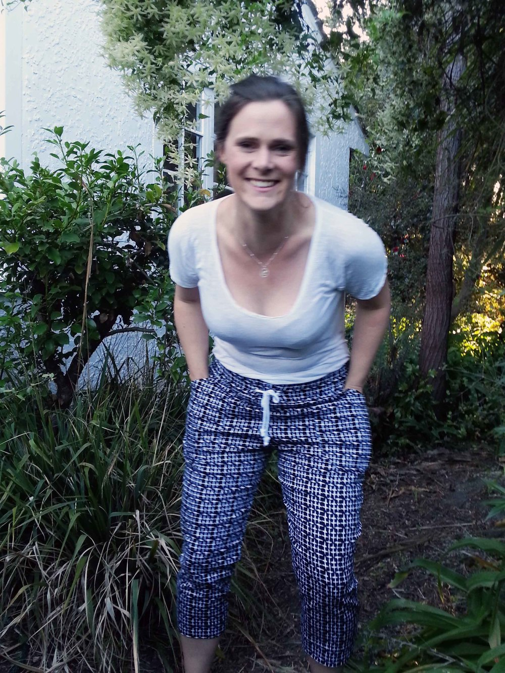 Salt and Stitch Moji Pants by Seamwork Magazine