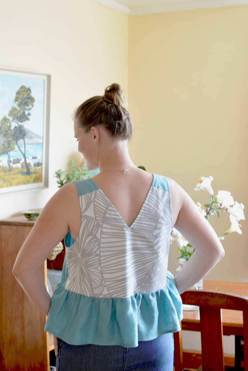 sew your own peplum top free pattern peppermint magazine and in the folds