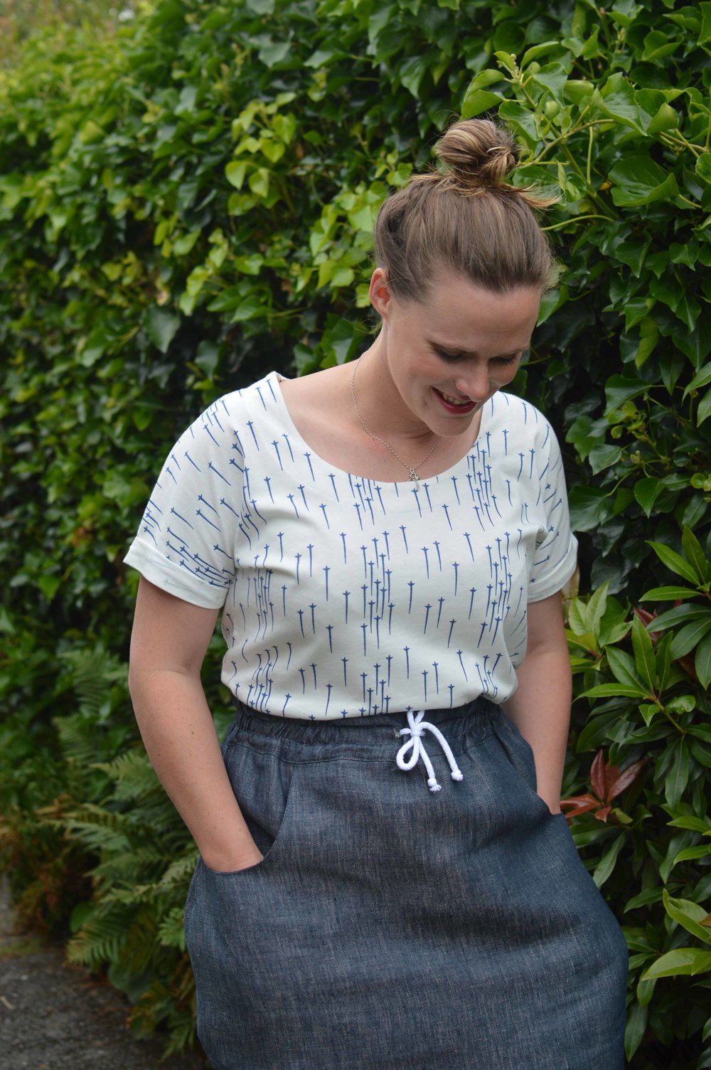 Sew Your Own Summer Separates: Bettine Dress Pattern Hack (Tilly and the Buttons)