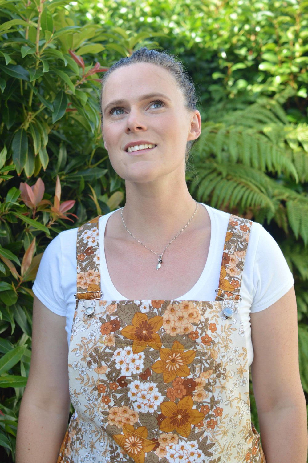 Sew Your Own Dungaree Dress: Cleo Pinafore and Dungaree Dress (Tilly and the Buttons)