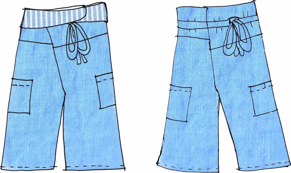 Sew House 7 Nahalem Pants