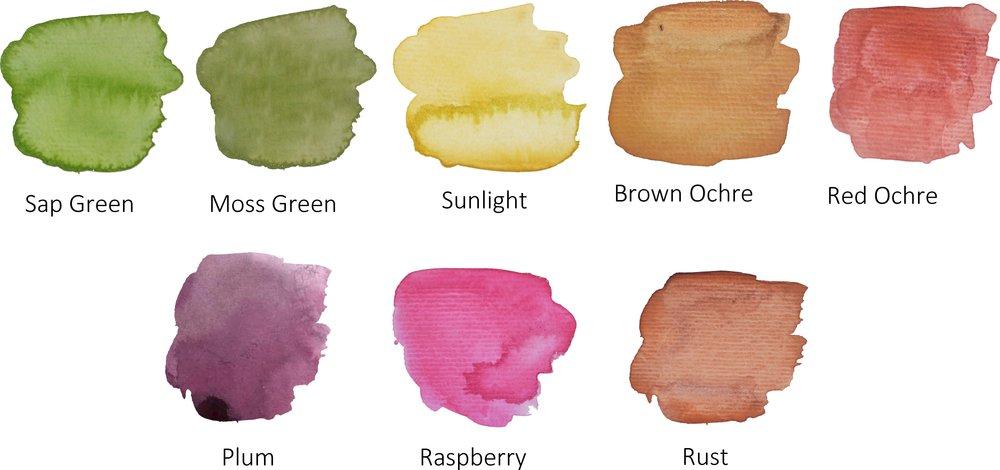 Winter Wardrobe series choosing a winter colour palette