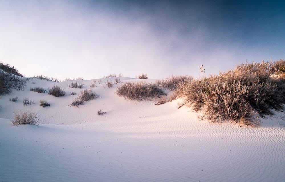 White Sands Dustbowl