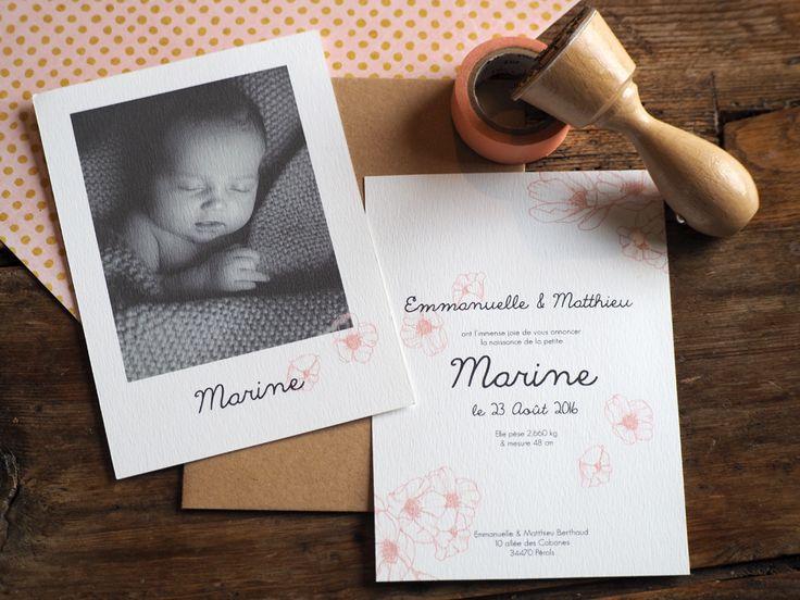 Top 010 Envoyer des jolis faire-part de naissance — Mumday Mornings CM69