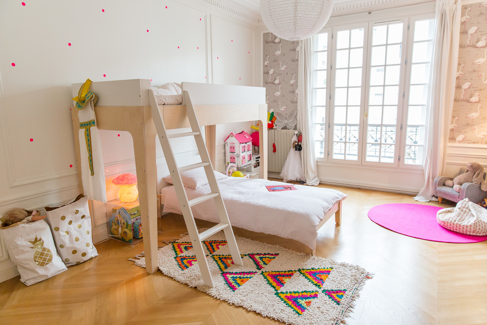 Tag re murale color e chambre d 39 enfant bael arredaclick for Chambre enfant coloree