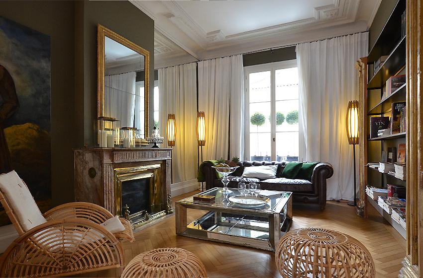 002 Une chambre d'hôtes luxe et Kids-Friendly à Bordeaux — Mumday Chambre D Hote Friendly on