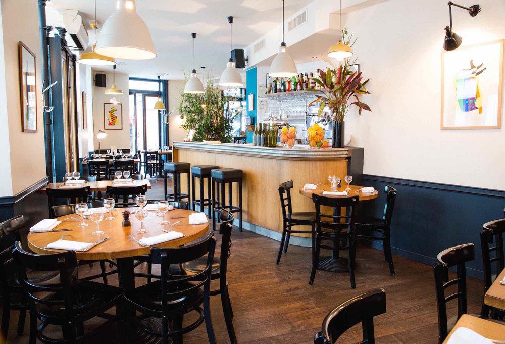 A Deux Rues Du Fameux Luco Decouvrez Georgette Le Restaurant Kids Friendly Parfait Qui Vous Accueillera En Famille Pour Dejeuner