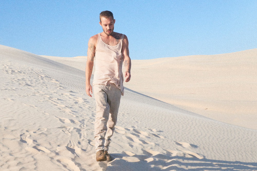 Daniel Johns, Stockton Dunes
