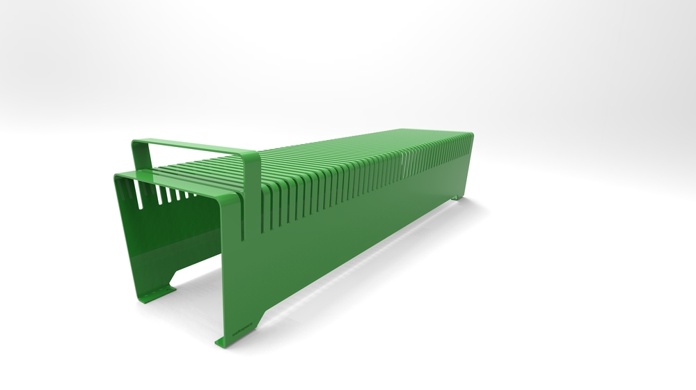 Walkspace F Series Bench 3