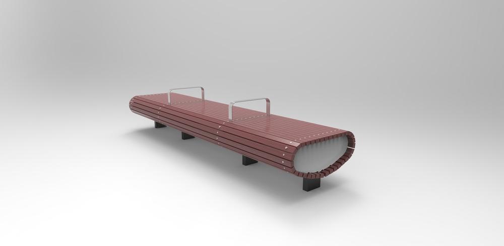 Walkspace Bench 1