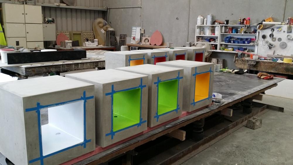 Walkspace Cube Seat 20