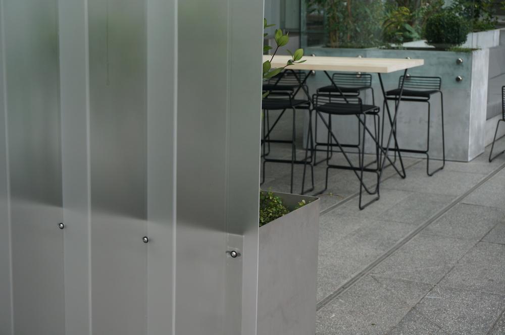 Walkspace Aotea Planter 1