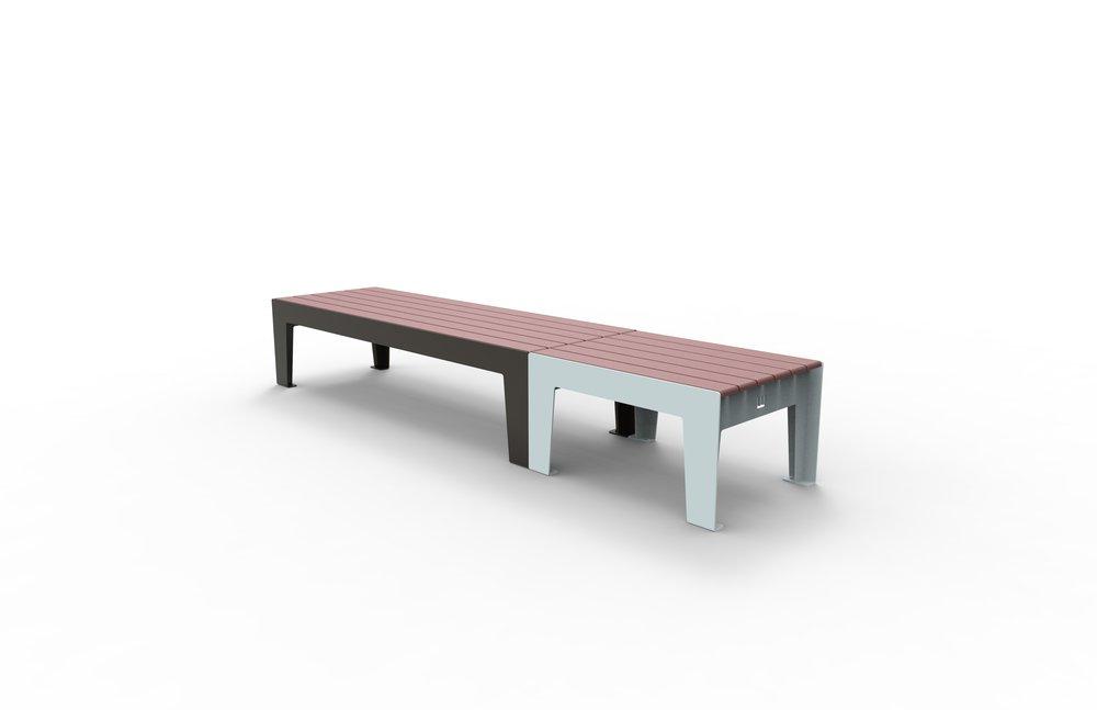 H_02 Mini Bench & Bench