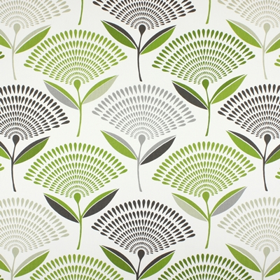 Dandelion Eucalyptus  100% Cotton  137cm | 64cm  Curtaining