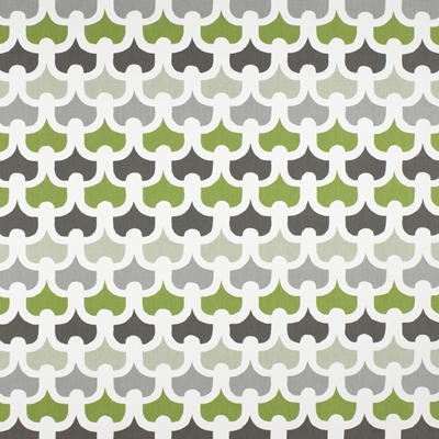 Pembury Eucalyptus  100% Cotton  137cm | 64cm  Curtaining