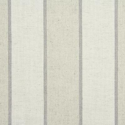 Celeste Oatmeal 25% Cott/25% Lin/25% Visc/25% Poly 137cm |Vertical Stripe Dual Purpose