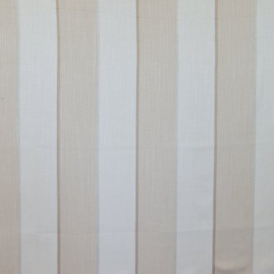 Deluxe Seashell 39.4% Poly/28.8% Visc/19.3% Cott/12.5% Lin 140cm | Vertical Stripe Dual Purpose