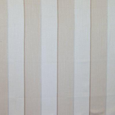 Deluxe Seashell 39.4% Poly/28.8% Visc/19.3% Cott/12.5% Lin 140cm |Vertical Stripe Dual Purpose