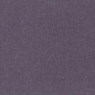 Lino Plum 100% Polyester 142cm | Plain Dual Purpose