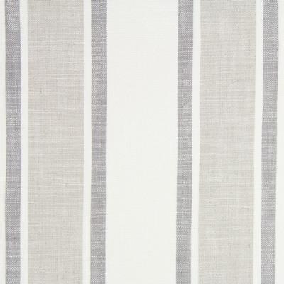 Farray Natural 80% Viscose/20% Linen 138cm |Vertical Stripe Dual Purpose